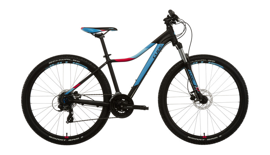 Cube Access WLS Disc Women black'n'blue